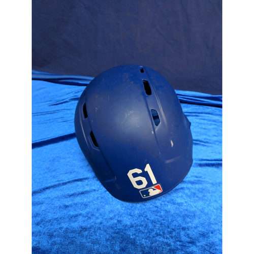 Photo of Alex Verdugo Team-Issued 2019 Batting Helmet