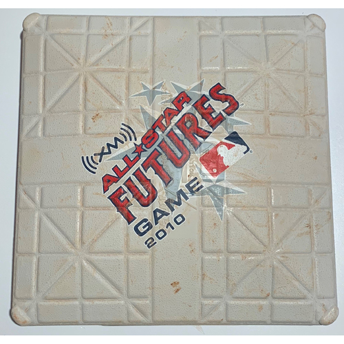 Photo of 2010 All-Star Futures Game Used 2nd Base -  Innings (4th -6th) - July 11th