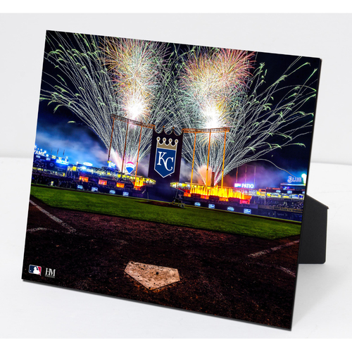 Photo of Kauffman Stadium PleXart
