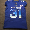 NFL - Giants Michael Thomas Game Issued 2019 Pro Bowl Jersey Size 42