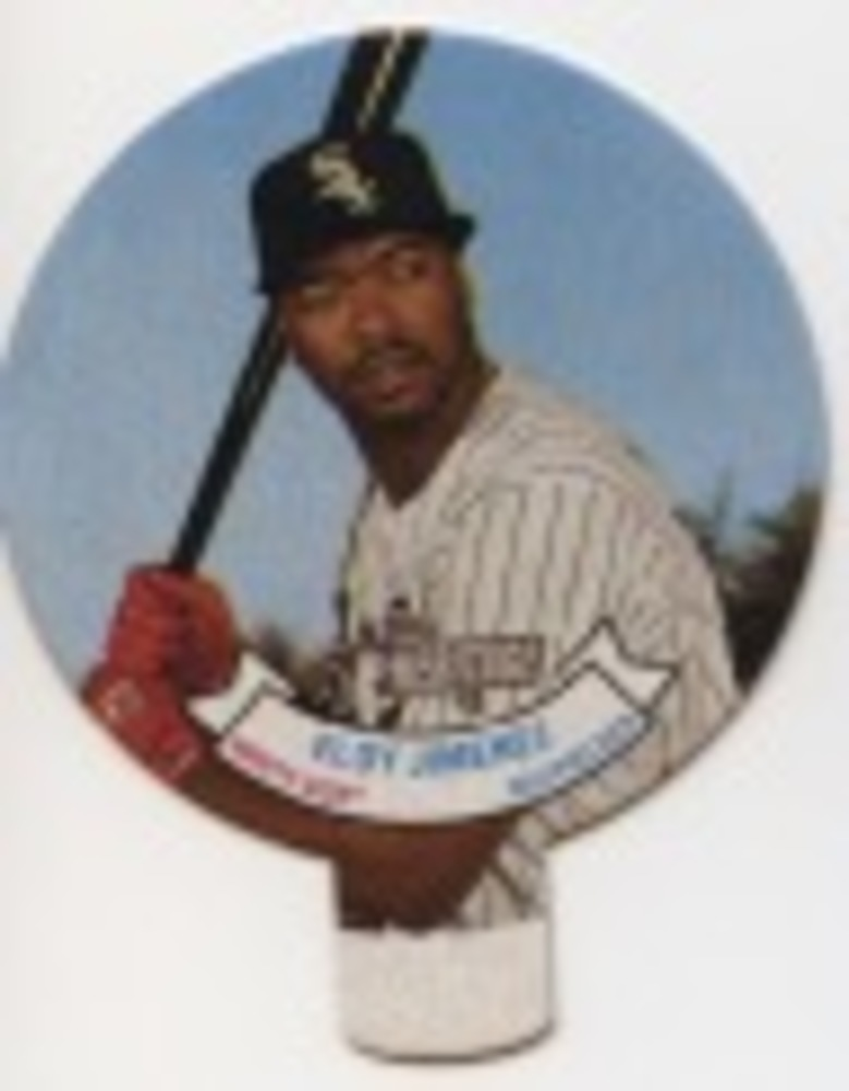 2019 Topps Heritage '70 Topps Candy Lids #23 Eloy Jimenez