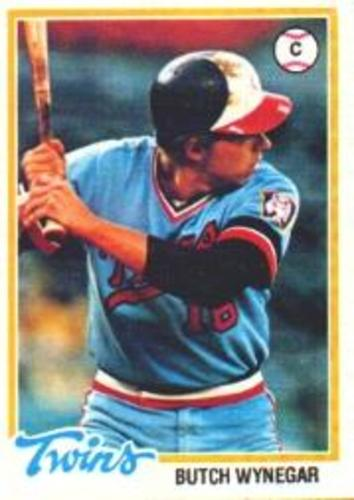 Photo of 1978 Topps #555 Butch Wynegar