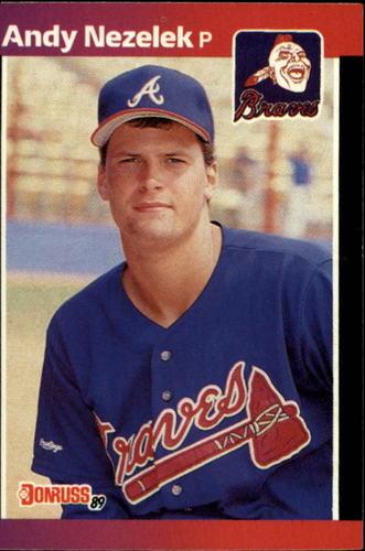 Photo of 1989 Donruss #616 Andy Nezelek