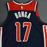 Isaac Bonga - Washington Wizards - Game-Worn Statement Edition Jersey - 2019-20 NBA Season