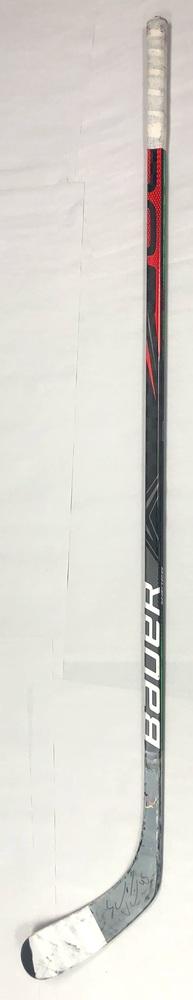 #45 Sami Vatanen Game Used Stick - Autographed - Carolina Hurricanes