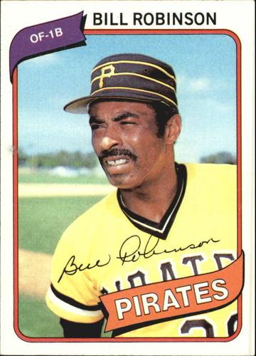 Photo of 1980 Topps #264 Bill Robinson