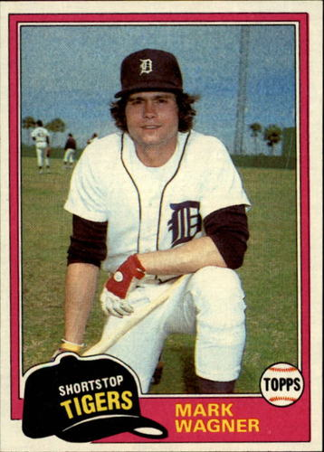Photo of 1981 Topps #358 Mark Wagner