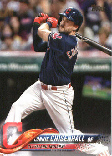 Photo of 2018 Topps #194 Lonnie Chisenhall