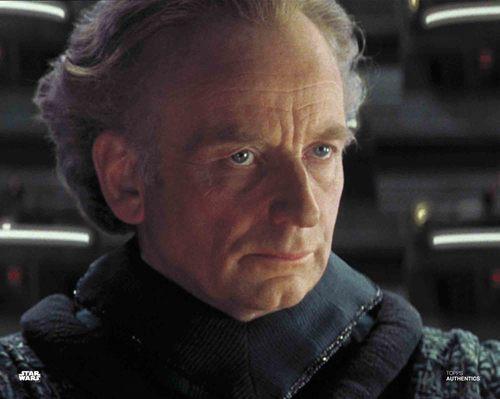 Ian McDiarmid as Senator Palpatine