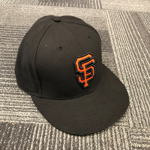 Photo of 2017 Batting Practice Cap - #5 Nick Hundley - Size 7 3/8