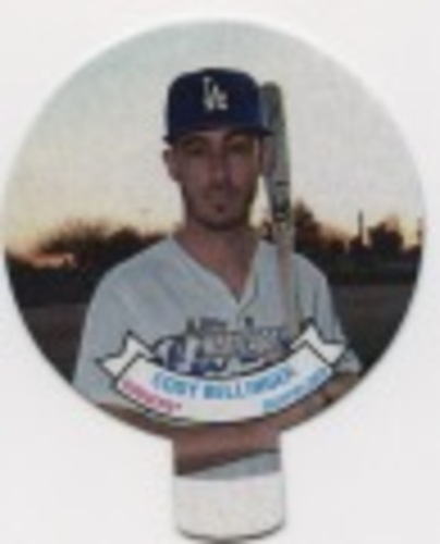 Photo of 2019 Topps Heritage '70 Topps Candy Lids #24 Cody Bellinger