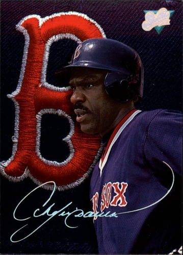 Photo of 1993 Studio #104 Andre Dawson