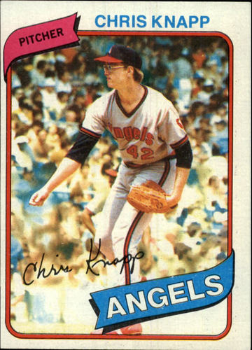 Photo of 1980 Topps #658 Chris Knapp
