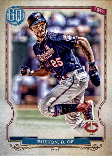 Photo of 2020 Topps Gypsy Queen #289 Byron Buxton