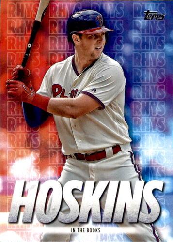 Photo of 2020 Topps Rhys Hoskins Highlights #RH4 Rhys Hoskins