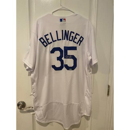 Cody Bellinger Authentic Autographed Los Angeles Dodgers Jersey
