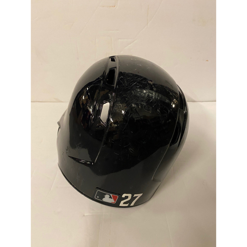 Photo of Austin Riley Team Issued Road Helmet