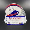 Bills - Rex Ryan Signed Mini Helmet