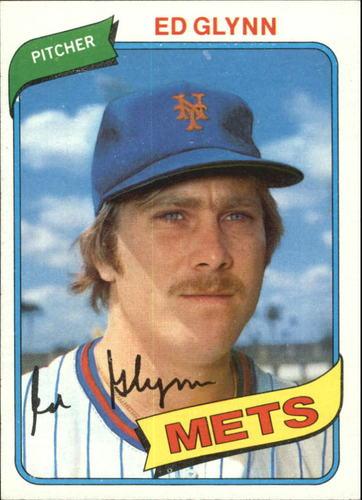 Photo of 1980 Topps #509 Ed Glynn