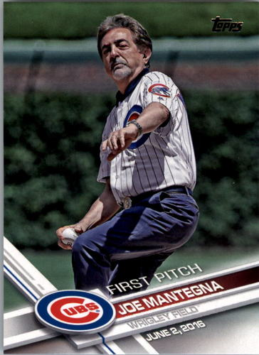 Photo of 2017 Topps First Pitch #FP9 Joe Mantegna