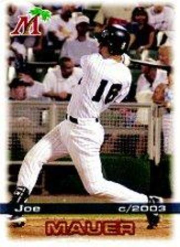 Photo of 2003 Fort Myers Miracle Grandstand #1 Joe Mauer
