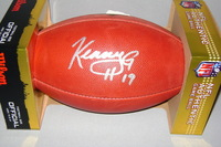 NFL - LIONS KENNY GOLLADAY SIGNED AUTHENTIC FOOTBALL