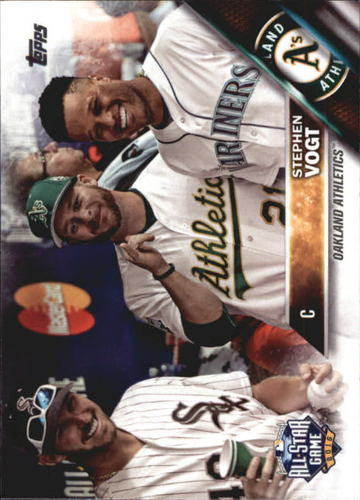 Photo of 2016 Topps Update #US86 Stephen Vogt AS