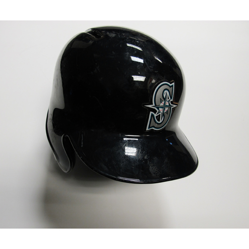 Photo of Seattle Mariners Daniel Vogelbach 2018 Team Issued Batting Helmet
