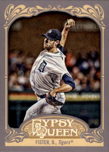Photo of 2012 Topps Gypsy Queen #25 Doug Fister