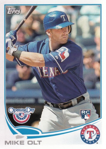Photo of 2013 Topps Opening Day #114 Mike Olt RC