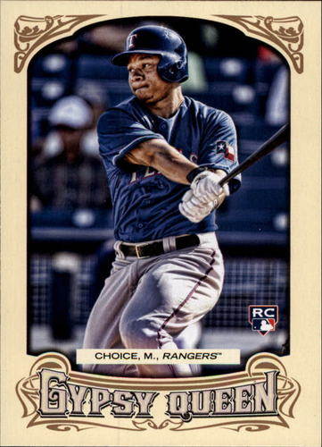 Photo of 2014 Topps Gypsy Queen #113 Michael Choice RC