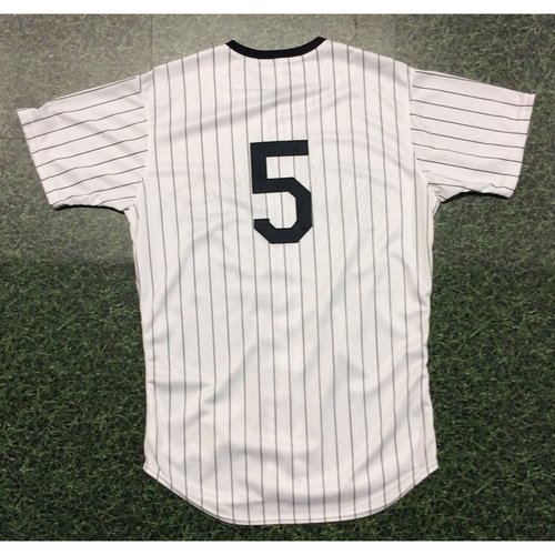 Cory Spangenberg 2019 Team-Issued Milwaukee Bears Jersey