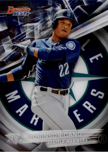Photo of 2016 Bowman's Best #63 Robinson Cano