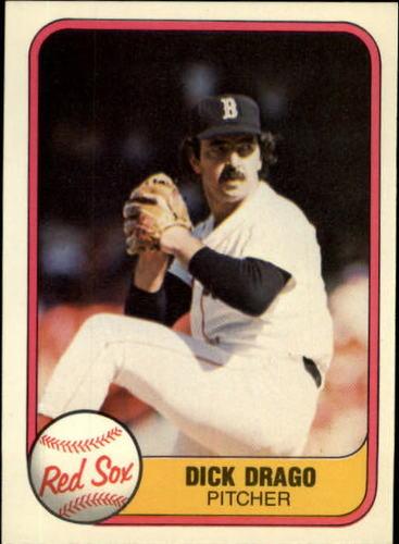 Photo of 1981 Fleer #239 Dick Drago