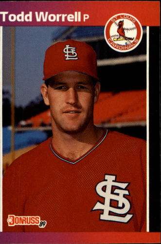 Photo of 1989 Donruss #82 Todd Worrell