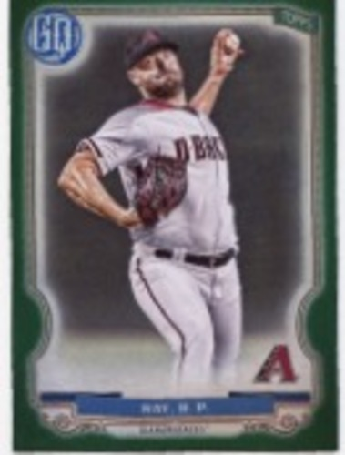 Photo of 2020 Topps Gypsy Queen Green #119 Robbie Ray