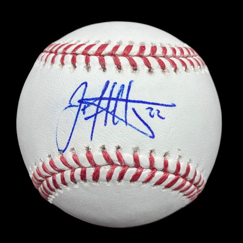 Photo of Jack Flaherty Autographed Baseball