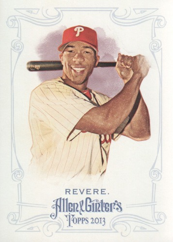 Photo of 2013 Topps Allen and Ginter #14 Ben Revere