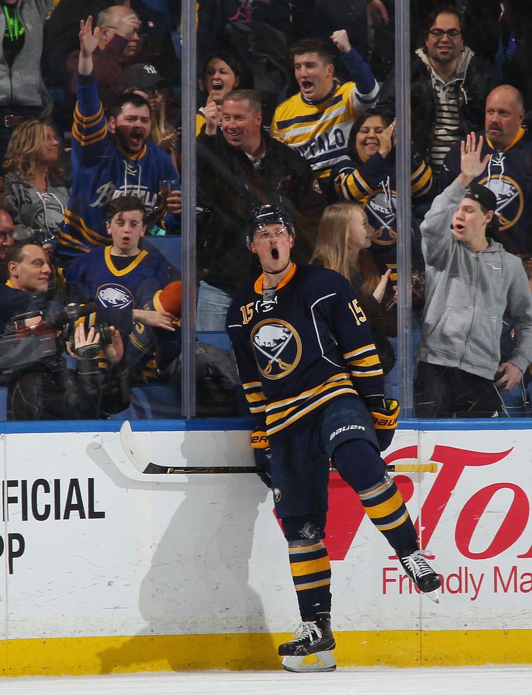 Ultimate Sabres Fan Package -  Buffalo Sabres vs. Boston Bruins 2-25-18