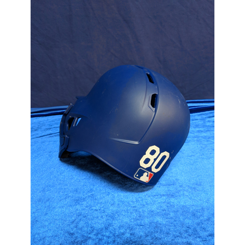 Photo of DJ Peters Team-Issued 2019 Batting Helmet