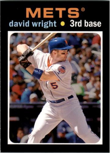 Photo of 2013 Topps Update '71 Topps Minis #20 David Wright