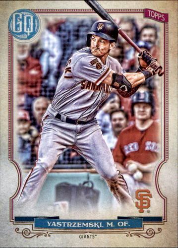 Photo of 2020 Topps Gypsy Queen #258 Mike Yastrzemski