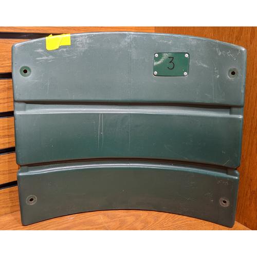 Photo of Fenway Park Green Bleacher Section 38 Seatback #3