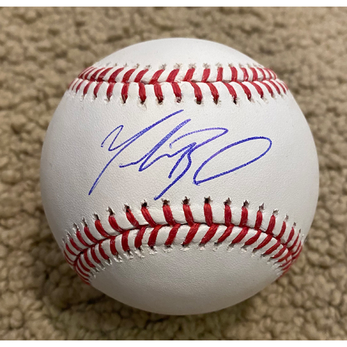 Mookie Betts Authentic Autographed Baseball