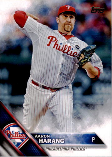 Photo of 2016 Topps #115 Aaron Harang