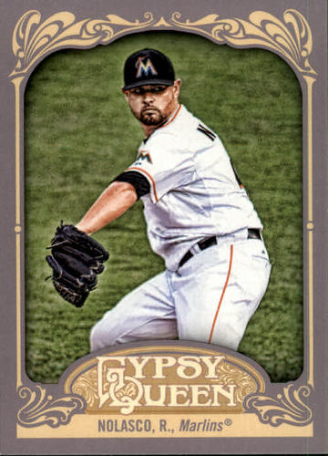 Photo of 2012 Topps Gypsy Queen #276 Ricky Nolasco