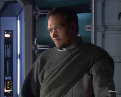 Bail Organa and Obi Wan Kenobi