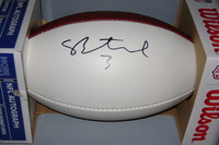 NFL - 49ERS C.J. BEATHARD SIGNED PANEL BALL