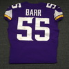 Crucial Catch - Vikings Anthony Barr game worn Vikings jersey (October 22 2017)