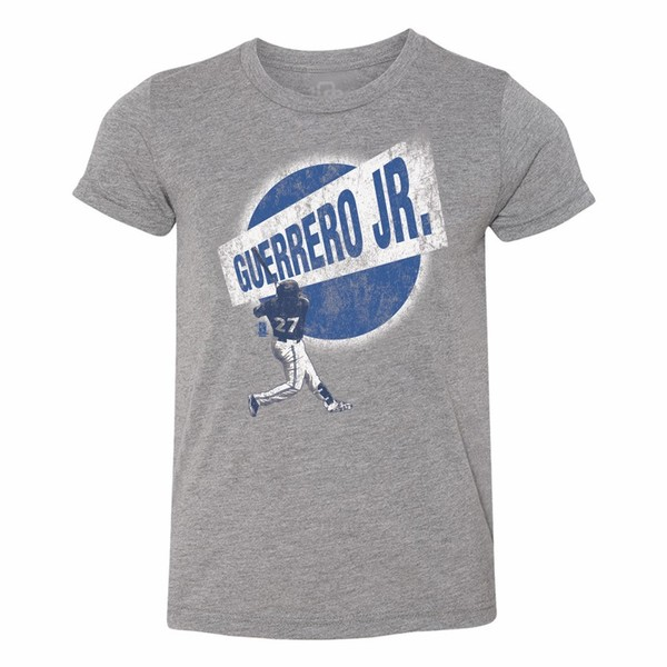 Toronto Blue Jays Youth Guerrero Jr. Cereal T-Shirt by 108 Stitches